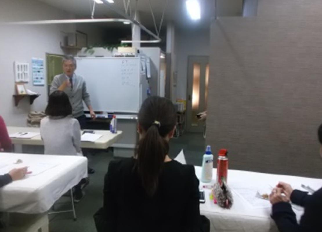 企業様向け健康教室
